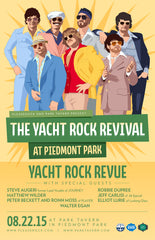 2015 Yacht Rock Revival Poster (Download)