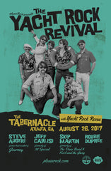 2017 Yacht Rock Revival Poster (Download)