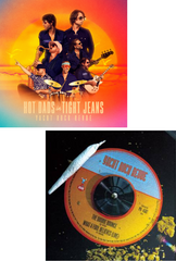 Album Bundle: HOT DADS in TIGHT JEANS CD & Vinyl and The Doobie Bounce Vinyl Single