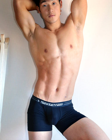 UNDERSTAND<br>BOXER-BRIEF (BLACK/U1033)