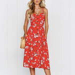 Bomb Blossom Sun Dress