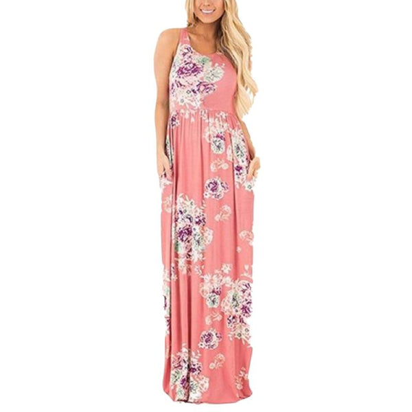 Pink Dream Maxi Dress