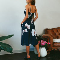 Floral Fantasia Sun Dress