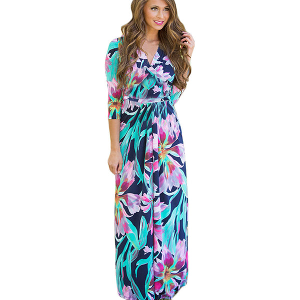 Danger Zone Maxi Dress