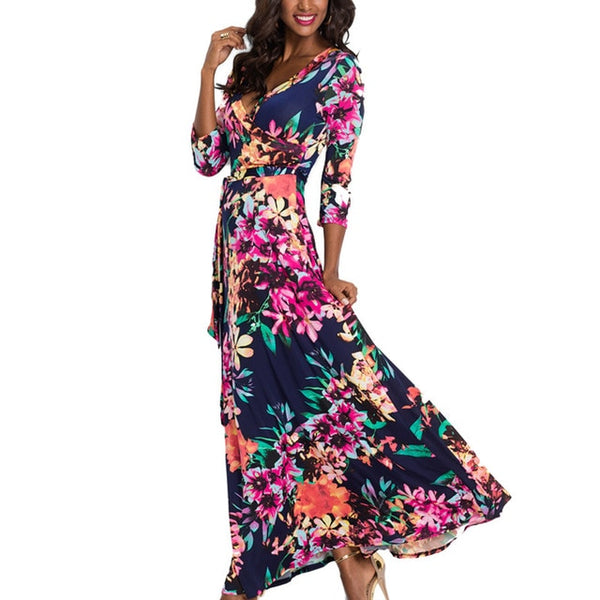 I Can Tucan Maxi Dress
