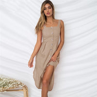 Plain Jane Sun Dress