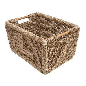 Manor Log Basket Rushden 1336