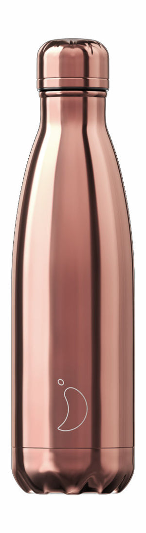 Chilly's Bottle Rose Gold Edition 500ml