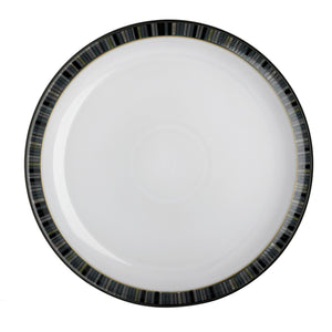 Denby Jet Stripes Small Tea Plate