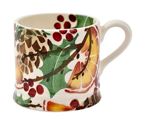 Emma Bridgewater Holly Wreath Baby Mug