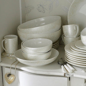 Denby Lucille Gold 16 Piece Dinner Set - Jacksons of Saintfield