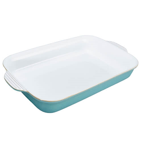 Denby Azure Large Rectangular Dish