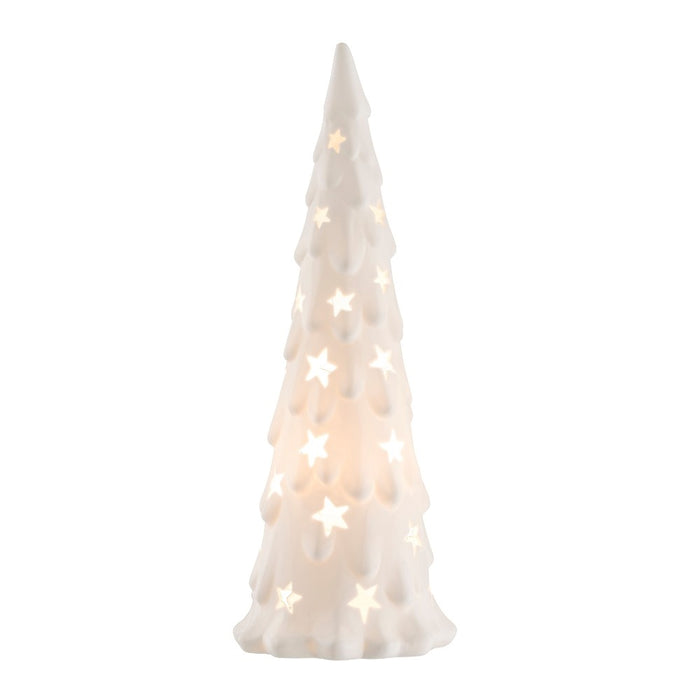 BELLEEK LIVING CHRISTMAS TREE LUMINAIRE