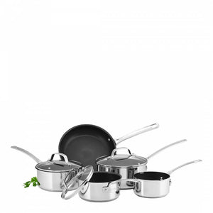 Circulon Genesis Stainless Steel 5 Piece Set