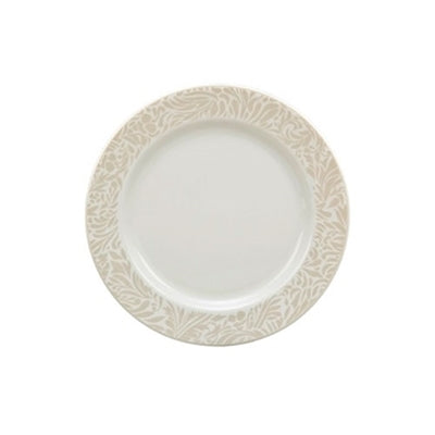 Denby Lucille Gold Pastry Plate