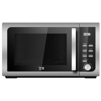 Beko Microwave Brushed Steel