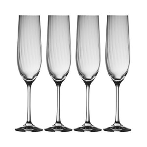 Galway Erne Flute Glasses Pack of 2