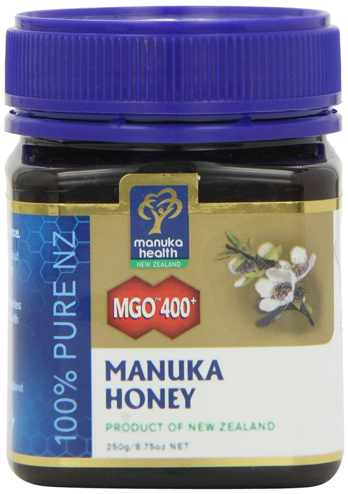 Manuka Honey, Manuka Health MGO 400+ 250g