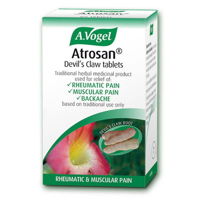 A.Vogel Atrosan Devil's Claw 60 Tablets