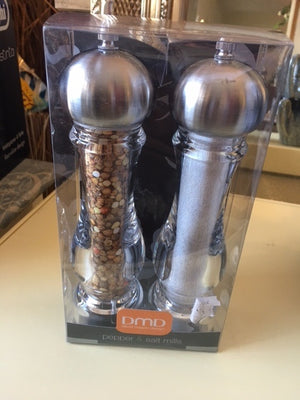Salt and Pepper Mill
