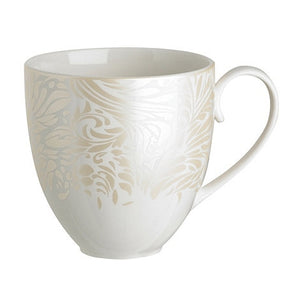 Denby Monsoon Lucille Gold Large Mug