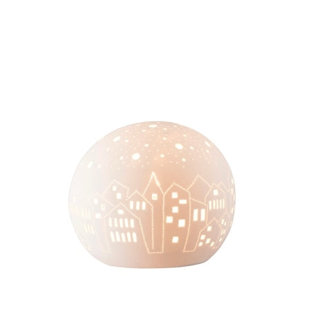 BELLEEK LIVING CITY SCAPE LUMINAIRE