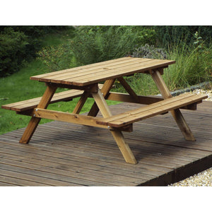 Charles Taylor 6 Seater Picnic Table
