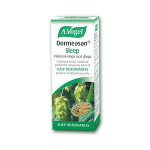 A.Vogel Dormeasan Valerian-Hops oral drops 15ml