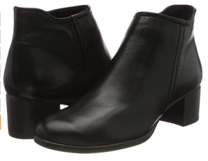 Marco Tozzi ladies ankle boots 25348-35 block heel leather