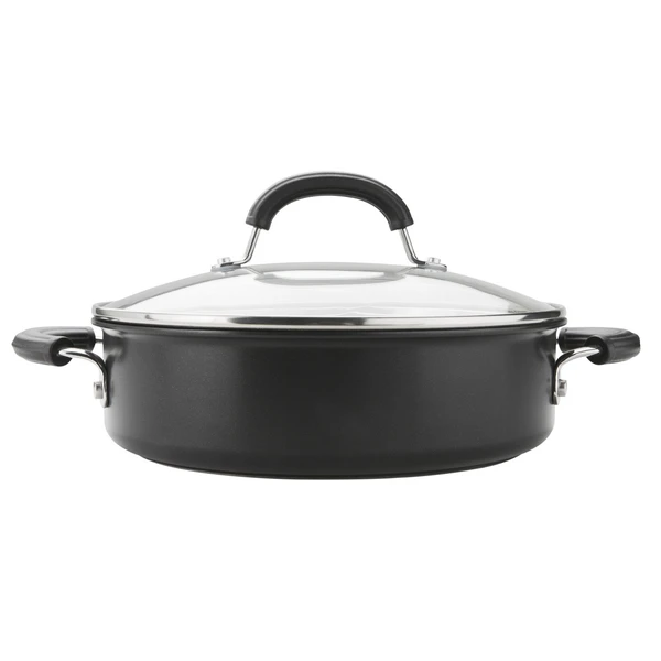Circulion Total Covered Sauteuse 28cm