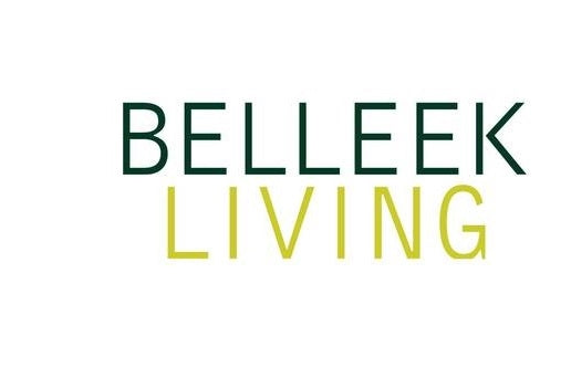 Belleek Living Candle