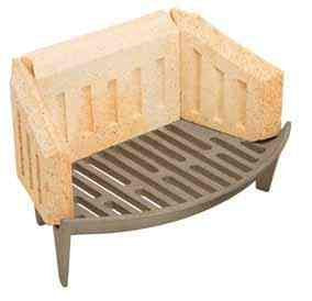 Manor Coal Saver Bricks Back 225mm 0064