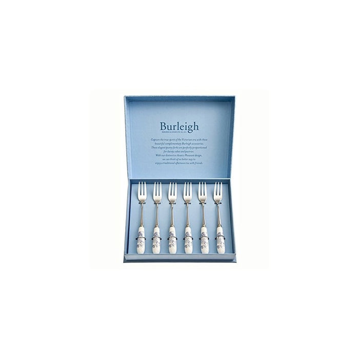 Burleigh 6 Pastry Fork Set