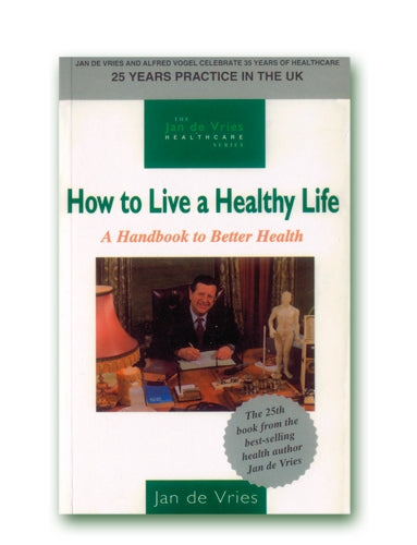 A.Vogel How to Live a Healthy Life - Book
