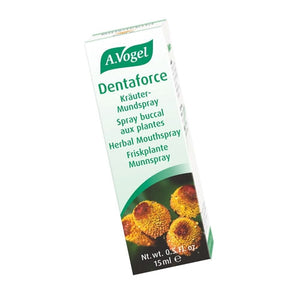 A.Vogel Dentaforce Mouthspray 15ml
