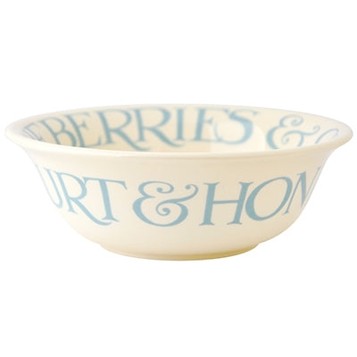 Emma Bridgewater Pale Blue Toast Cereal Bowl