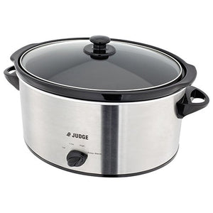 Judge Slow Cooker 5.5Litre - JEA36