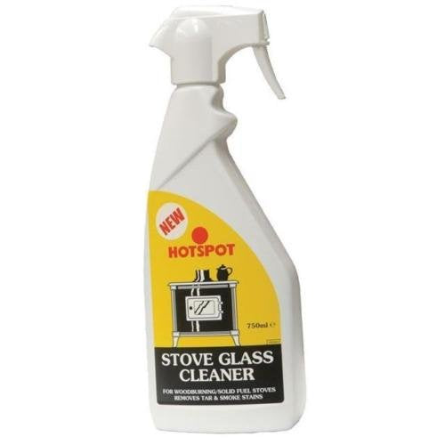 Hotspot Stove Glass Cleaner 750ml - Jacksons of Saintfield
