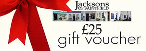 £25 Jacksons of Saintfield Gift Voucher