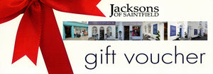 £200 Jacksons of Saintfield Gift Voucher
