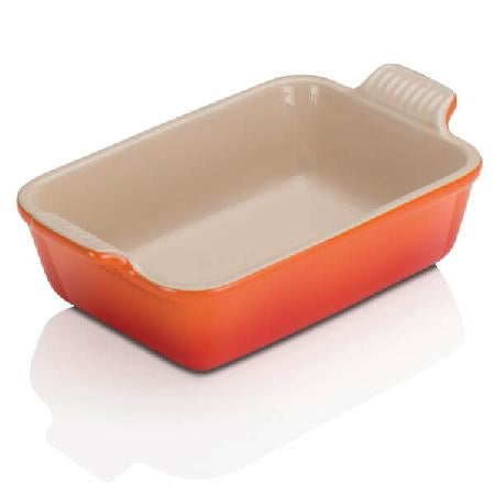 Le Creuset Volcanic Heritage Rectangular Dish Small