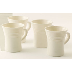 Belleek Living Solace Set of 4 Mugs