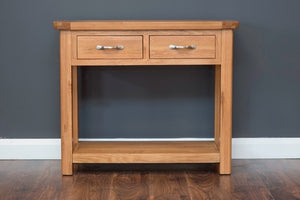 Console - 2 Drawer
