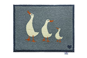 Hug Rug Kitchen 16 Geese design 65x85cm Indoor Barrier Mat