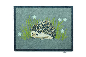 Hug Rug Hedgehog 1 Design Highly Absorbent Indoor Barrier Mat Machine Washable 65x85cm