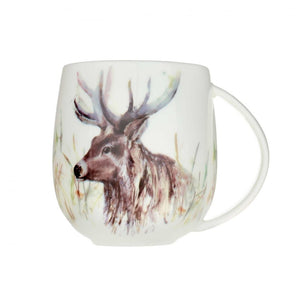 Voyage Maison Hand Painted Mug Stag Gift Boxed