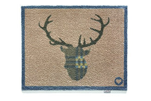 Hug Rug Home 19 Eco-Genics Friendly Barrier Mat Stag 65 x 85cm