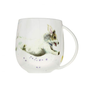 Voyage Maison Hand Painted Mug Catch