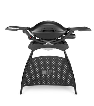 Weber Q2000 Black with Stand Gas BBQ