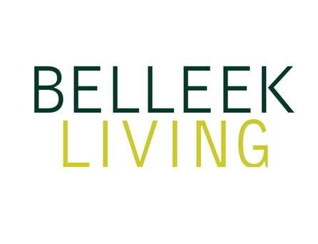 Belleek Living Round Dish